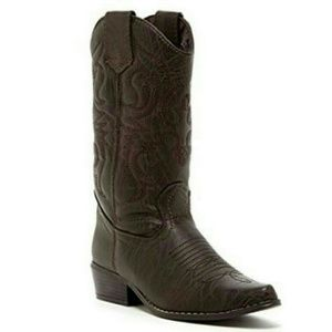 Charles Albert Women's Western Style Cowgirl Boot